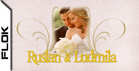 After Effects Project - VideoHive Wedding Album v2 372314