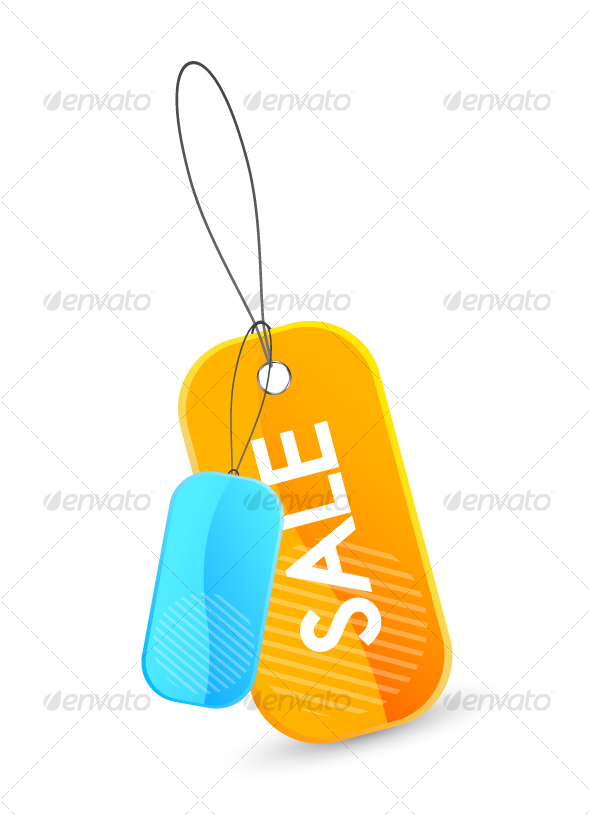 GraphicRiver Price tag icon 65829