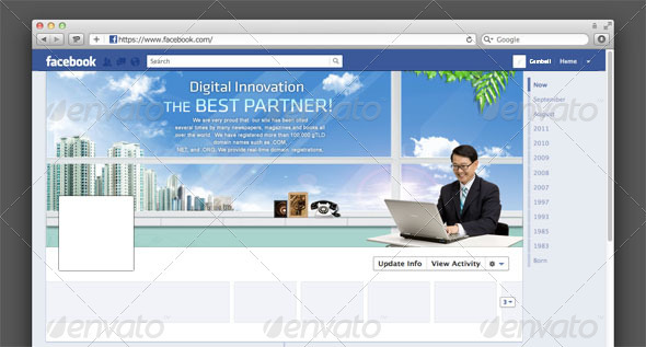 GraphicRiver Business Facebook Timeline Cover 3 1686497