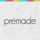 Premade for You - Personal vCard Template - ThemeForest Item for Sale