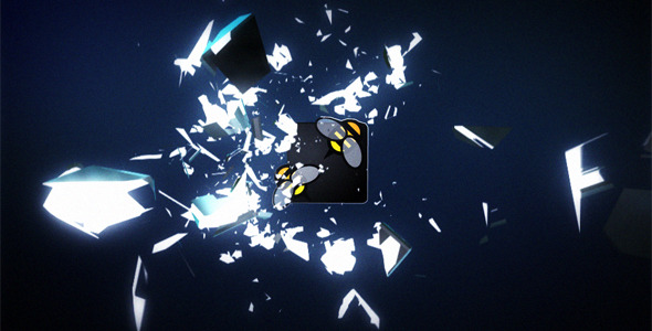After Effects Project - VideoHive The Fract Cube 1694354
