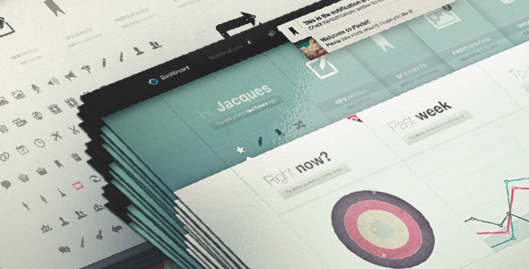 ThemeForest Pastel Dashboard ЎЄ Admin Template & iPhone web app Site Templates Admin Templates 1694914