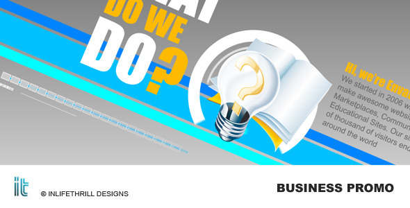 After Effects Project - VideoHive Business Promo 64973