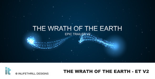 After Effects Project - VideoHive The wrath of the earth Epic trailer v2 79285