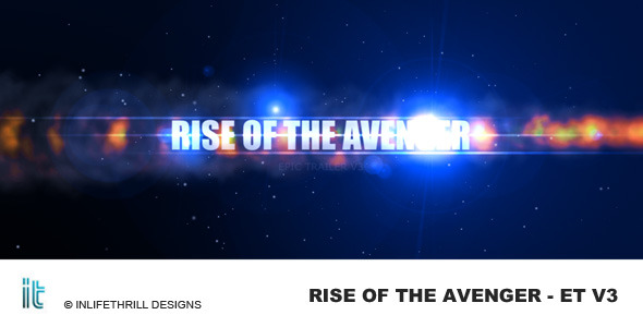 After Effects Project - VideoHive Rise of the avenger Epic trailer v3 79654