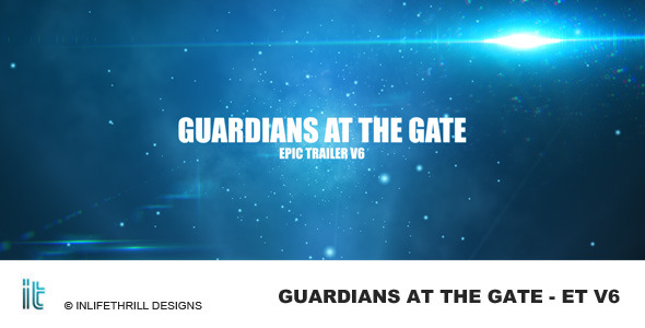After Effects Project - VideoHive Guardians at the gate Epic trailer v6 840 ...