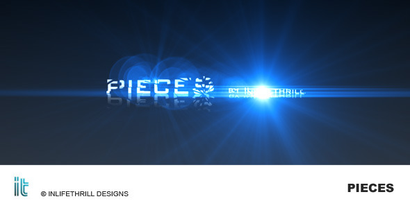 After Effects Project - VideoHive Pieces 89219