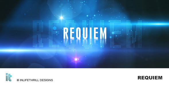 After Effects Project - VideoHive Requiem 91491
