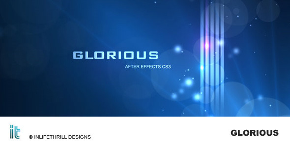 After Effects Project - VideoHive Glorious 93230