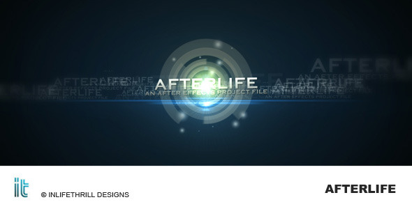 After Effects Project - VideoHive Afterlife 104292
