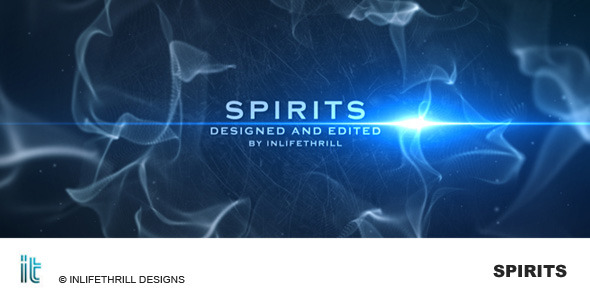 After Effects Project - VideoHive Spirits 97413