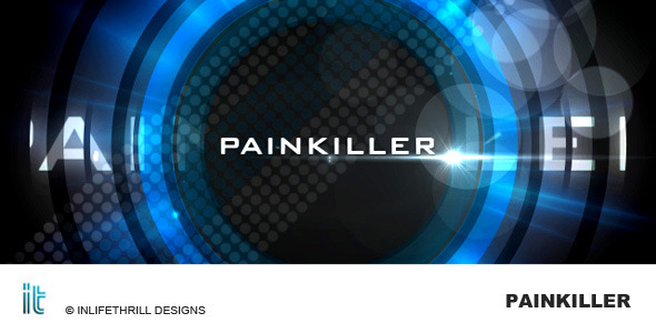After Effects Project - VideoHive Painkiller 103680