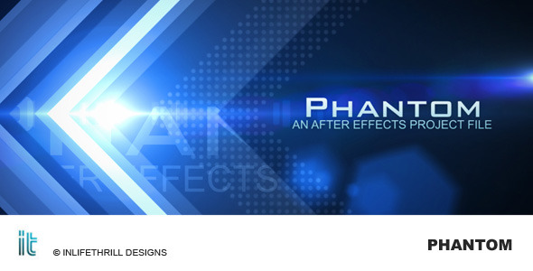 After Effects Project - VideoHive Phantom 105917