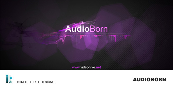 After Effects Project - VideoHive AudioBorn 128824
