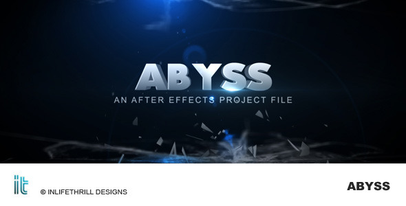 After Effects Project - VideoHive Abyss 129997