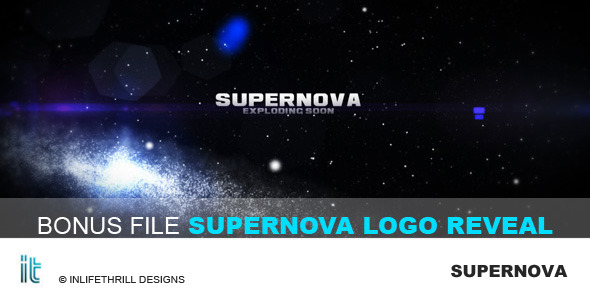 After Effects Project - VideoHive Supernova 155077