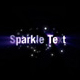 Sparkle Text v01 - VideoHive Item for Sale