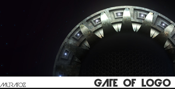 After Effects Project - VideoHive Gate Of Logo 1688011