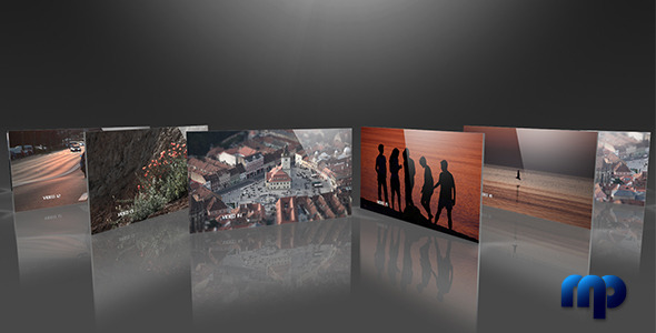 VideoHive Touch Album HD 1708599