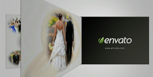 After Effects Project - VideoHive Wedding Photo Album 201657