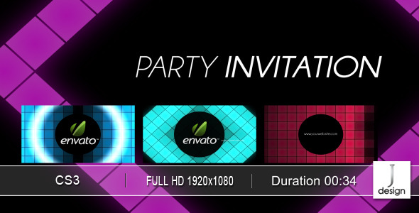 After Effects Project - VideoHive DISCO 1716119