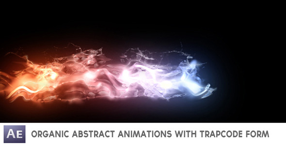 TutsPlus Organic Abstract Animations With Trapcode Form 1716544