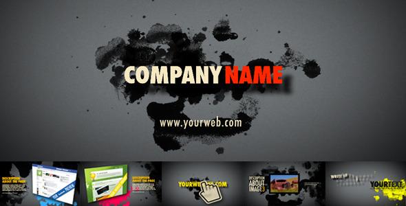 VideoHive Dynamic Company Presentation 1687983