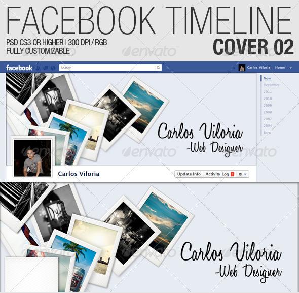GraphicRiver Facebook Timeline Cover 02 1258107