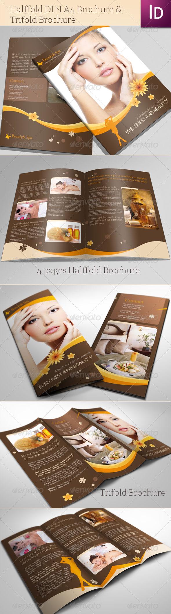GraphicRiver Set of 2 Brochures 306494