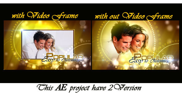 VideoHive Our Celebrities 1724750