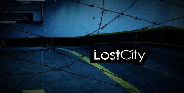 VideoHive Lost City 1722495