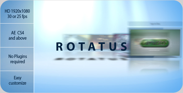 VideoHive Rotatus 1732910