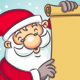 Santa Holding List - GraphicRiver Item for Sale