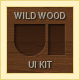Wild Wood UI Kit - GraphicRiver Item for Sale