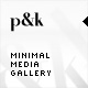 AS2 XML Minimal Media Gallery - ActiveDen Item for Sale