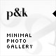 AS2 XML Multi-Categories Minimal Photo Gallery - ActiveDen Item for Sale