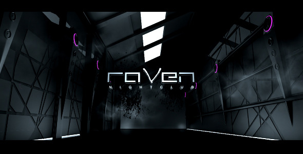 After Effects Project - VideoHive Raven 1746550