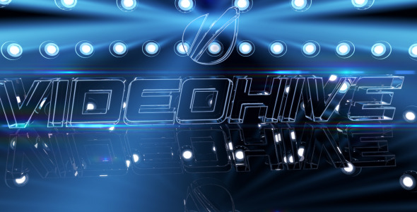 VideoHive Hi-Tech Logo Reveal 1747277