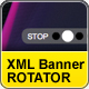 VERSATILE XML BANNER ROTATOR - ActiveDen Item for Sale