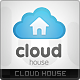 Cloud House Logo Template - GraphicRiver Item for Sale