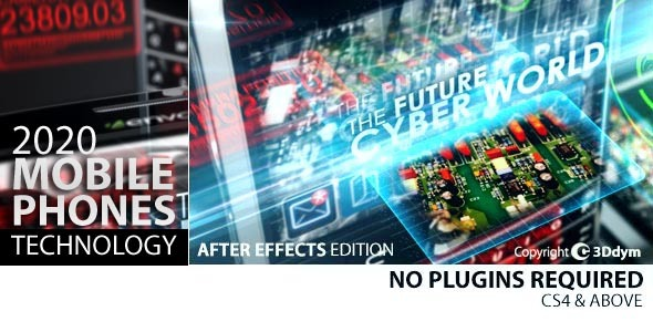 VideoHive 2020 Mobile Phones Technology 1758721