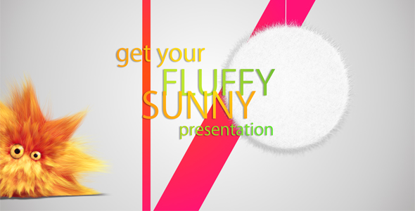 After Effects Project - VideoHive Fluffy Sunny Presentation 162349