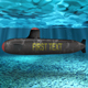 Submarines Under The Ocean - VideoHive Item for Sale
