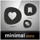 Minimal Icons - GraphicRiver Item for Sale
