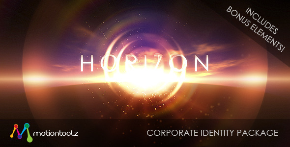 After Effects Project - VideoHive Corporate Identity Package 1769819