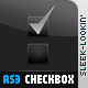 AS3 Checkbox - ActiveDen Item for Sale
