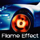 Flame Effect Actions - GraphicRiver Item for Sale