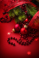 Christmas and New Year's Greeting Card design - PhotoDune Item for Sale