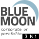 Blue Moon - A Corporate or Portfolio template - ThemeForest Item for Sale
