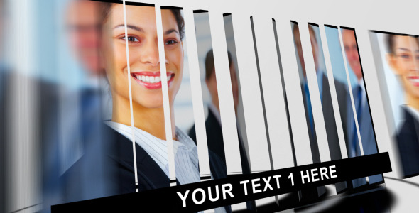 After Effects Project - VideoHive Corporate Black Circle 629886
